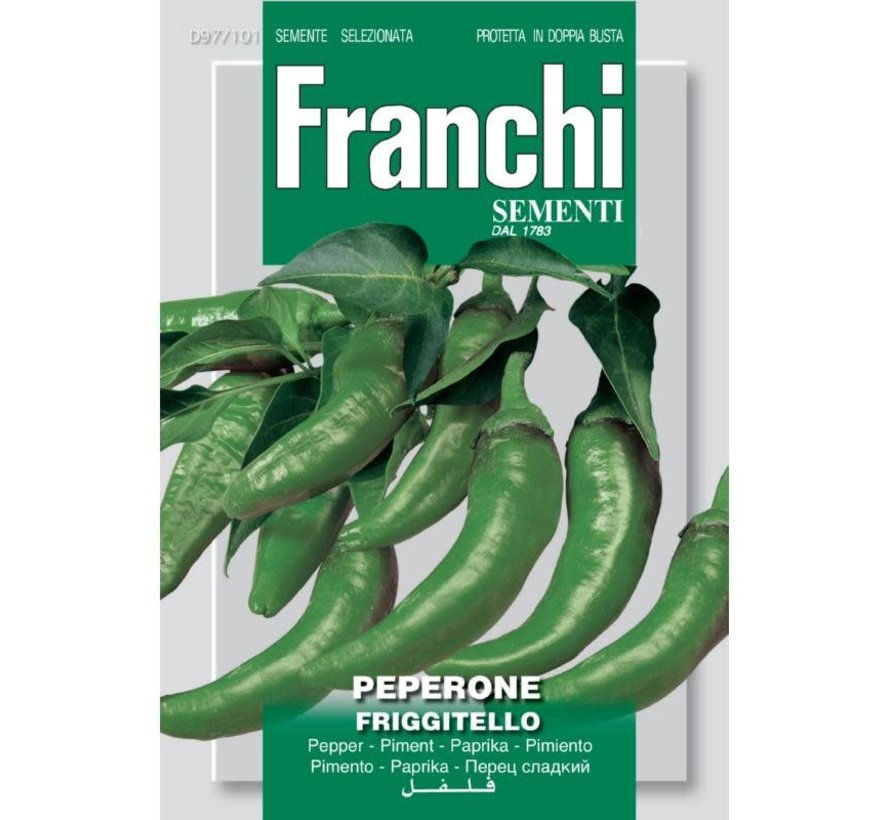 Franchi Peper Peperone Frigitello