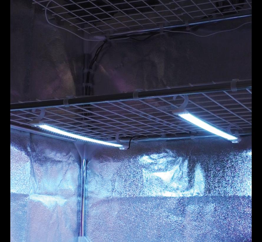 Secret Jardin Cosmorrow LED Kweeklamp 1 x 20 Watt 6500K Groeilamp