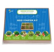 Buzzy Seeds Complete Mini Greenhouse Herbs