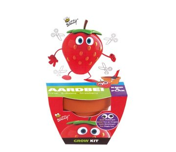 Buzzy Kids Grow Kit Aardbei