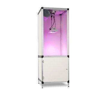 G Tools Bonanza G-Leds 140W LED Grow Cabinet  0.35m2