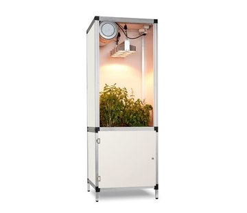 G Tools Bonanza Sanlight 150W Q4W LED Grow Cabinet  0.35m2