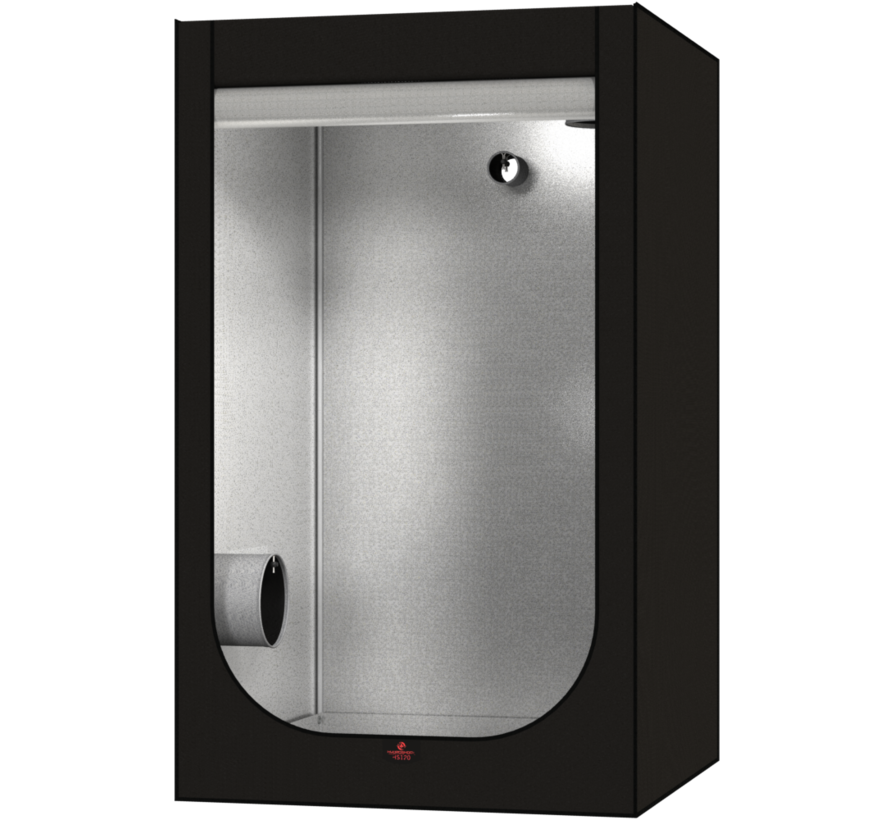 Secret Jardin HS120 Growbox Set LED 120x120