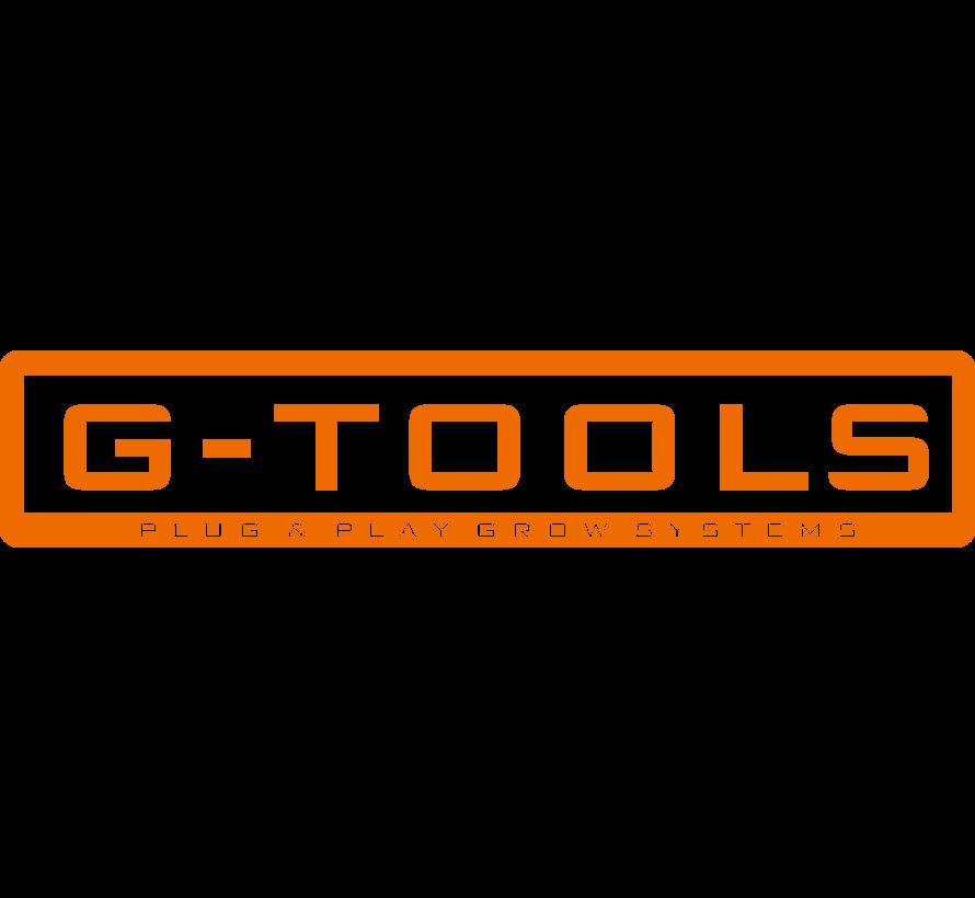 G-Tools Wing 600 1.2 m2 Kweekkast XL Verhogingsset