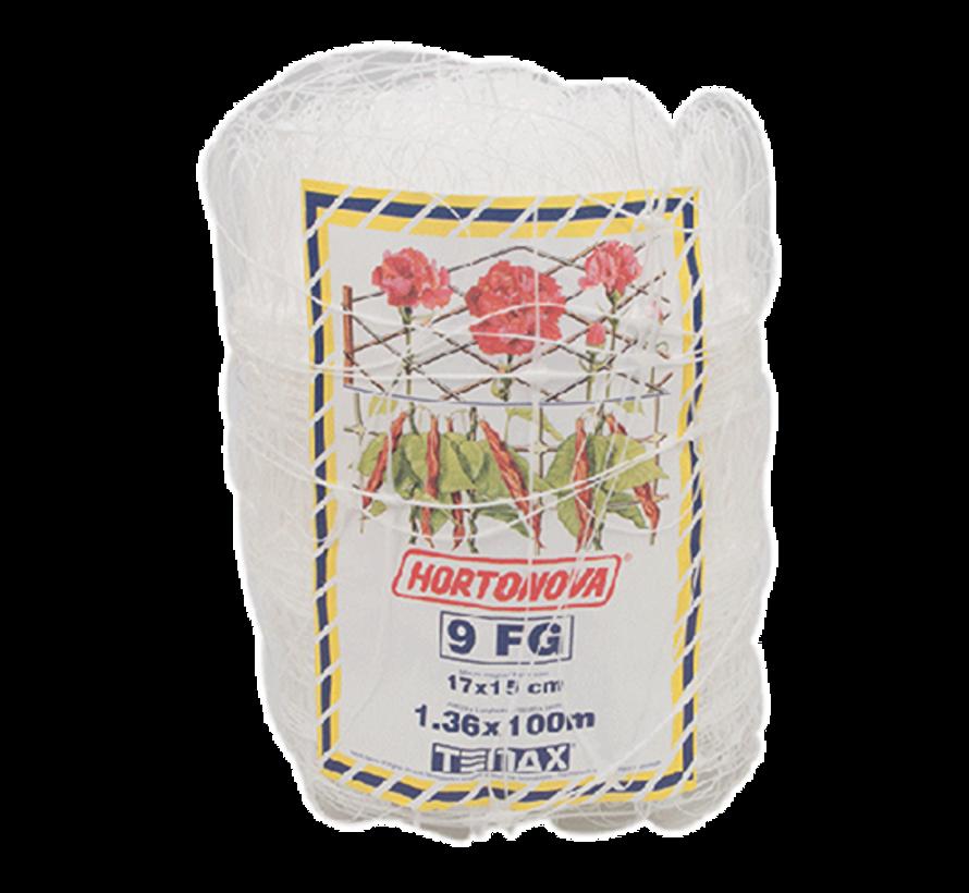 Hortonova Steungaas Plantennet 100x136 cm