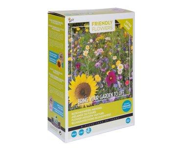 Buzzy Grow Gifts Friendly Flowers XL Flower Mix Meadow 50m²