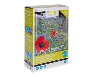 Buzzy Grow Gifts Friendly Flowers XL Bloemenmix Nederlands 50m²