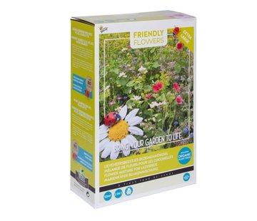 Buzzy Grow Gifts Friendly Flowers XL Bloemenmix voor Lieveheersbeestjes 50m²