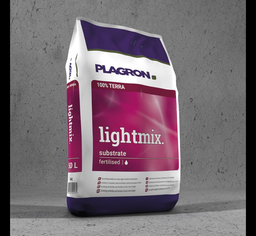 Plagron Lightmix Substraat Perliet 50 Liter
