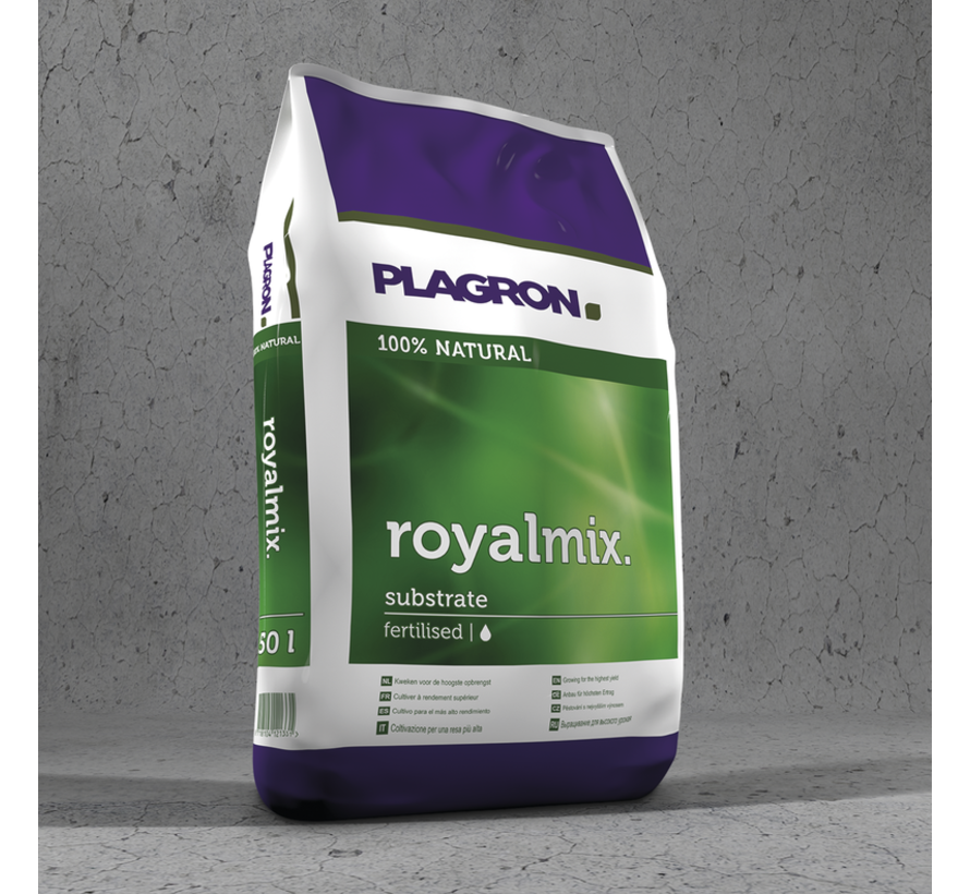 Plagron Royalmix Substrate Perlite 50 Litres