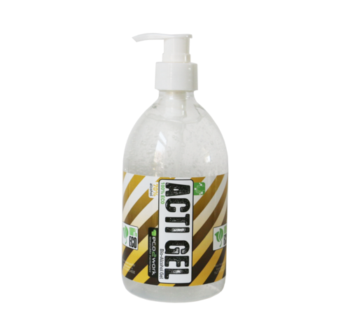 Eco2Work Acti Gel Desinfectie Alcohol Gel 500 ml