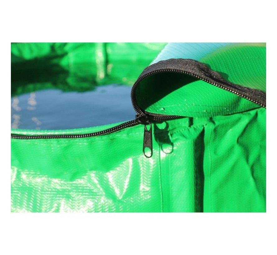 AquaKing Watervat 250 Liter 60x60x100 cm Opvouwbaar