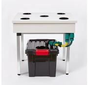 G Tools Flow Hydroponics Sistema de Cultivo 53x53x51 cm