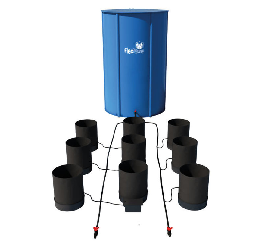 AutoPot 1Pot XL 9 Smartpot Set