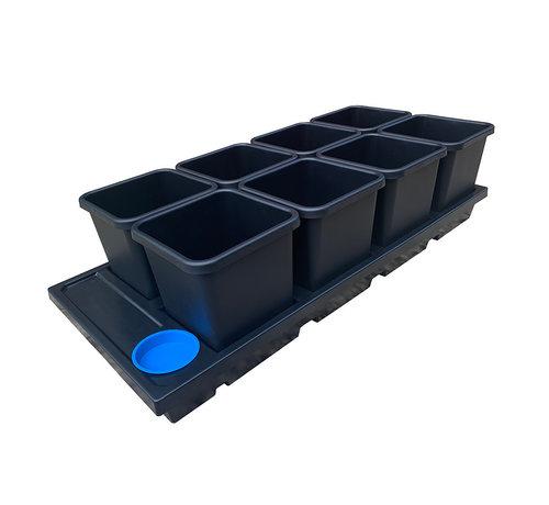 AutoPot Auto8 15L Tray System