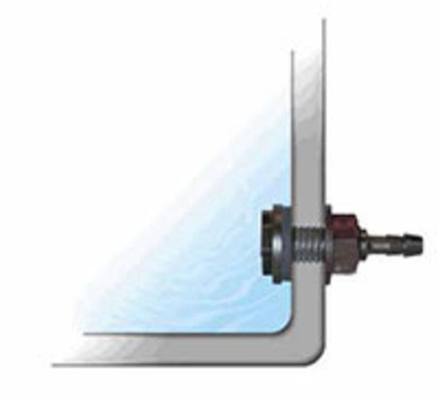 Blumat Watervat Aansluiting 8mm