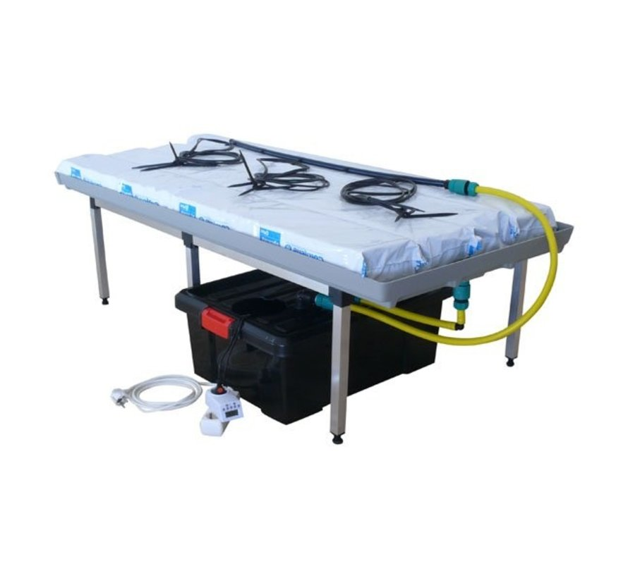 G-Tools Automatisch Bewateringssysteem 150x63x42 cm