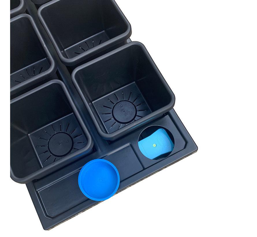 AutoPot Auto8 8.5L Tray Systeem 120x53 cm