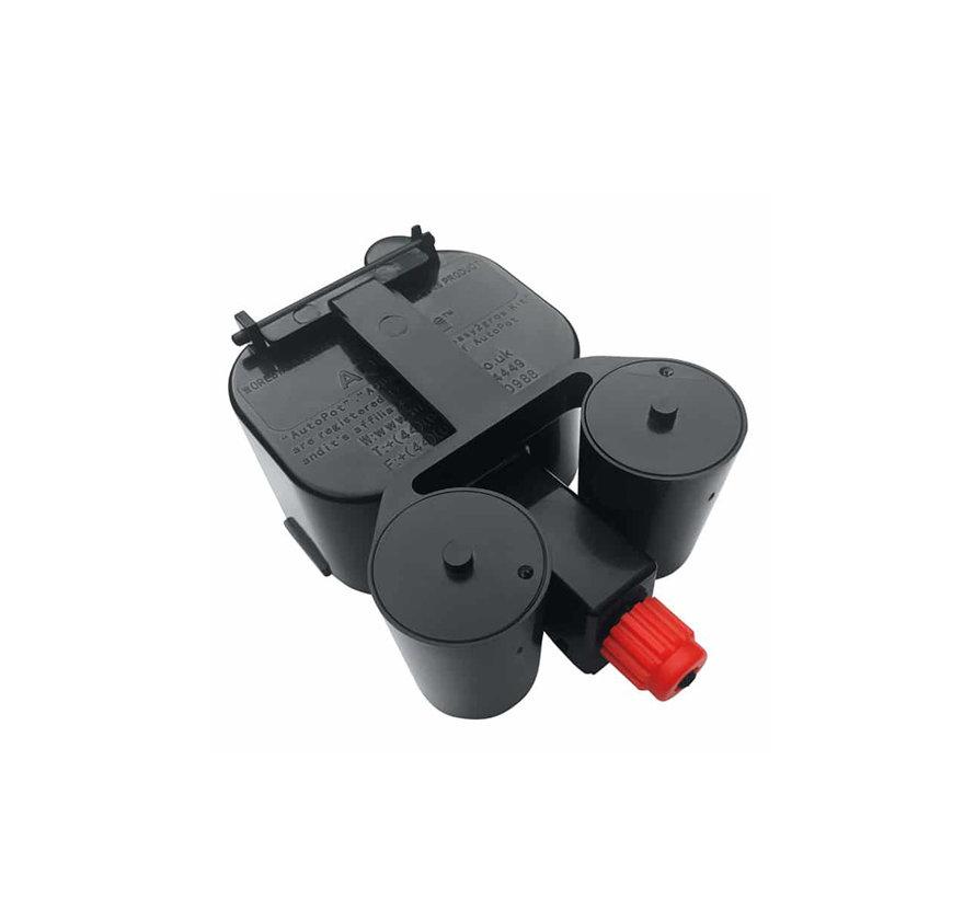 AutoPot Auto9 XL Smartpot 18.9L Tray System 115x106 cm