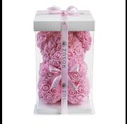 Rosuz Rose Bear Pequeño Rosado
