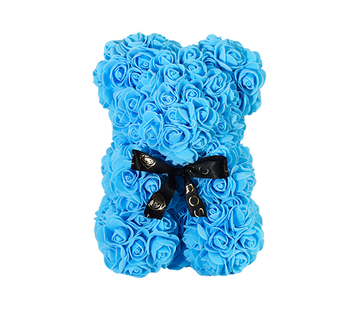 Rosuz Rose Bear Klein Baby Blauw
