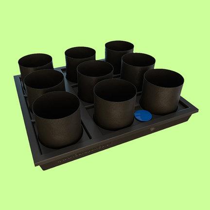 Autopot Tray system