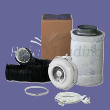 Can Fan  kit de ventilación