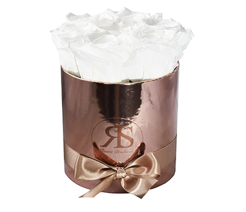Rosuz Flowerbox Longlife Zara White