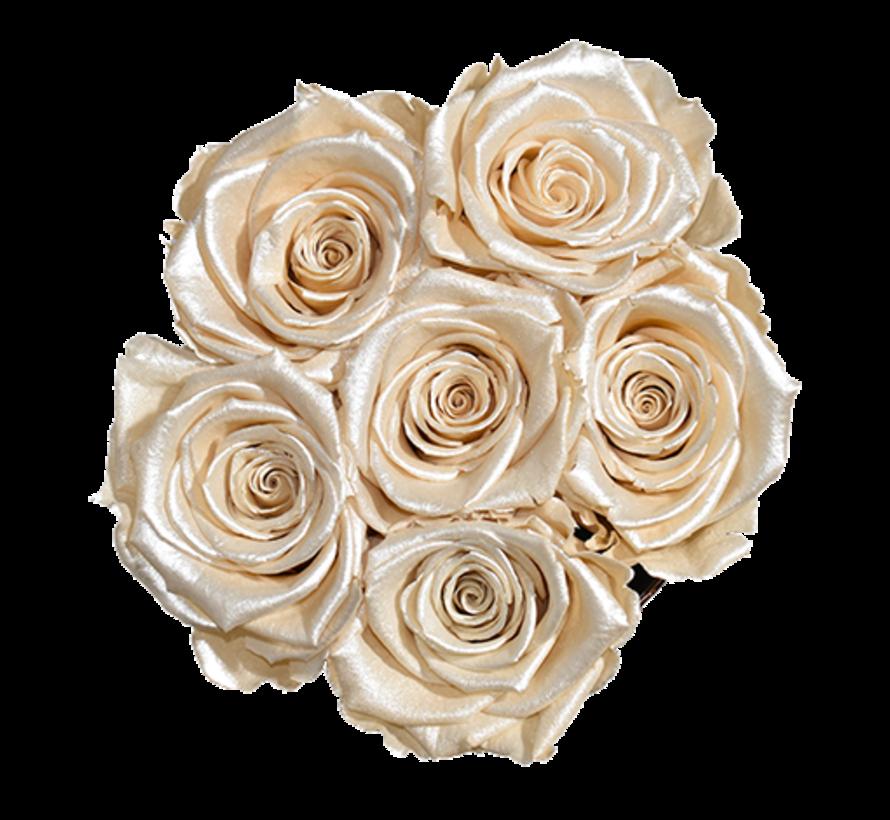 Rosuz Flowerbox Longlife Zara Champagne