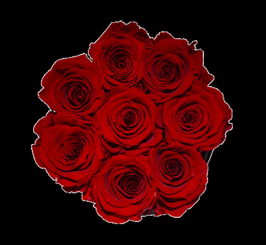 Rosuz Flowerbox Longlife Gigi Rood