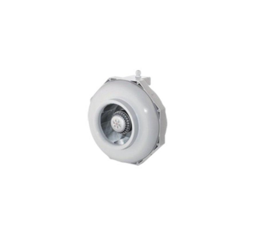 Can Fan RK 125LS max 370 m³/h 4 Speed Buisventilator