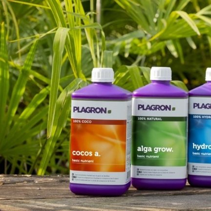 Plagron Basic Nutrients