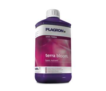 Plagron Terra Bloom Basic Nutrient 1 Litre