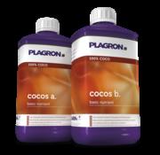 Plagron Cocos A&B Basisvoeding 1 Liter