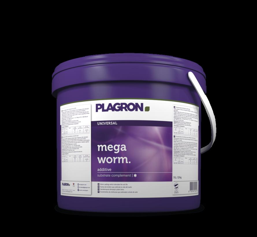 Plagron Mega Worm Wurmhumus