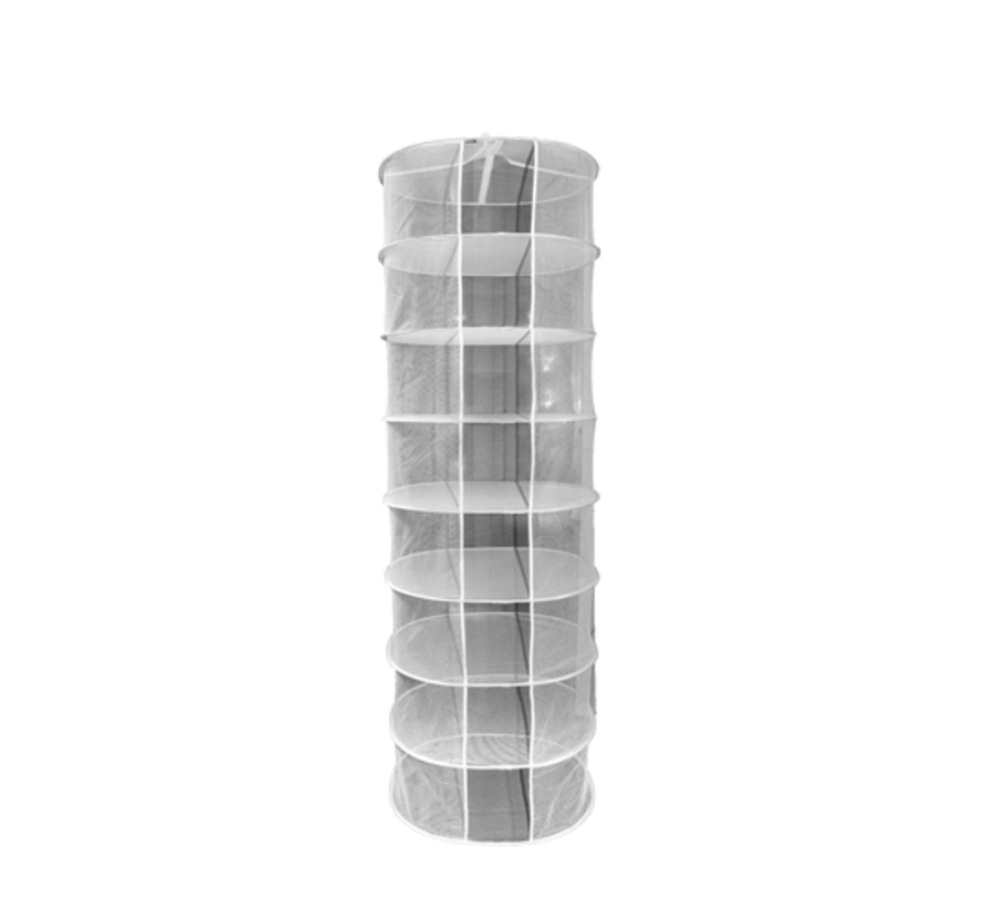 Fertraso Droognet Rond 8 Lagen 80x80x27 cm