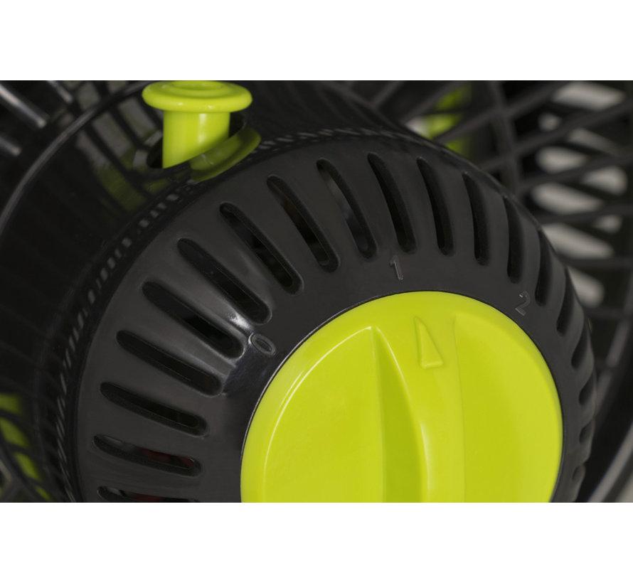 Garden Highpro Profan Clip Ventilator Oscillerend Ø 25 cm 20 Watt
