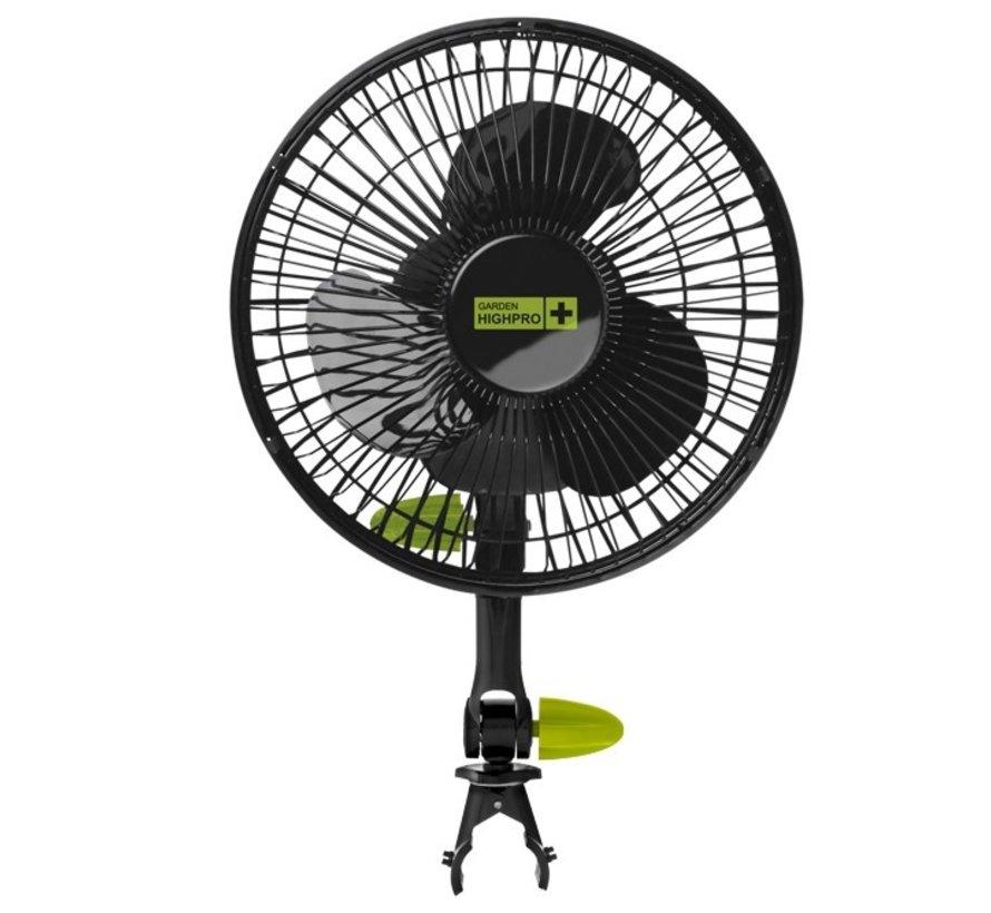 Garden Highpro Profan Clip Fan Ø 20 cm 12 Watt