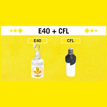 CFL kweeklampen