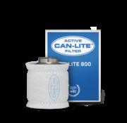 Can Filters Lite 800 Acero Filtro de Carbono 800 m³/h