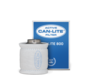 Lite 800 Staal Koolstoffilter 800 m³/h