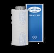 Can Filters Lite 600 Acero Filtro de Carbono 600 m³/h