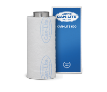 Can Filters Lite 600 Steel Carbon Filter 600 m³/h