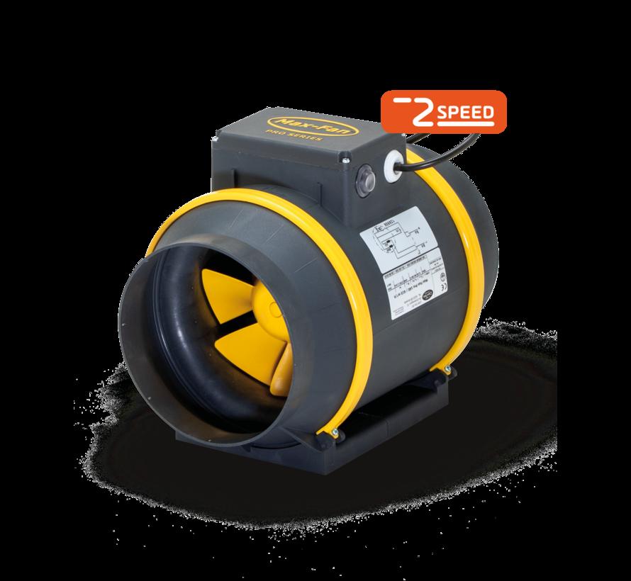 Can Fan Max Fan Pro 160 max 615 m³/h 2 Speed