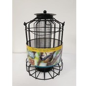 Buzzy Bird Gift Peanut Feeder for Small Birds