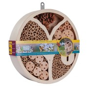 Buzzy Insect Hotel Round