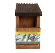 Buzzy Bird Home Caja Nido Petirrojo