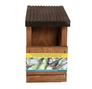 Buzzy Bird Home Nest box Robin