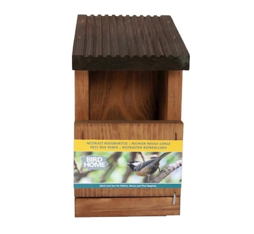 Buzzy Bird Home Nestkast Roodborst