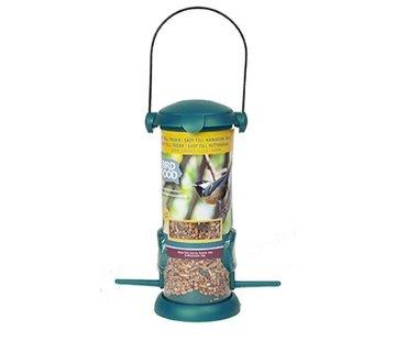 Buzzy Bird Food Vogelfuttersäule Easy Fill Feeder mit Samen